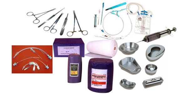 Sugical Hospitals Items